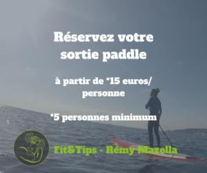 Paddle Toulon